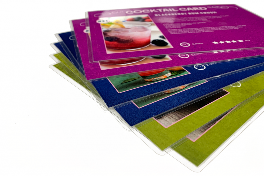 Encapsulated Poster Impression 300gsm Full Colour Prints