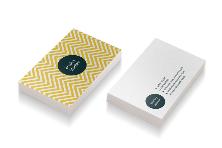 business card creative print