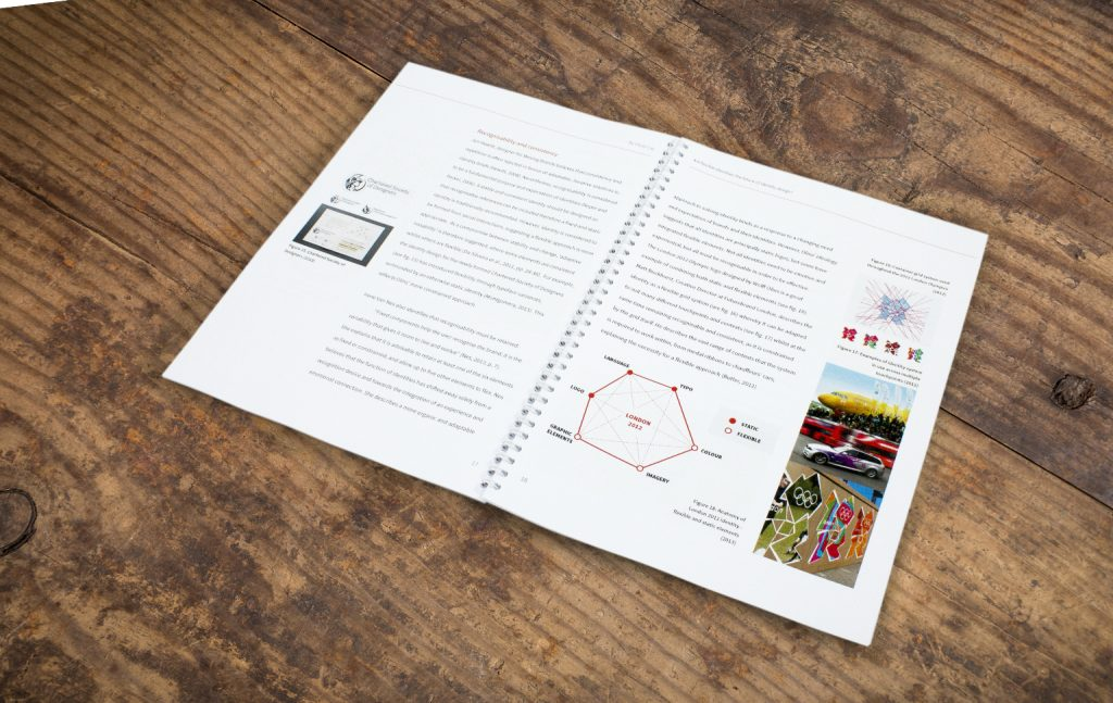 Spiral bound document printing