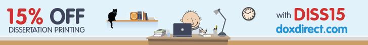 Dissertation_Printing_Discount_Code