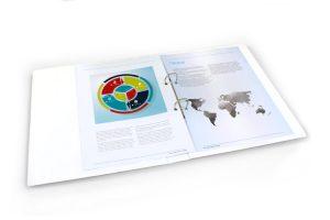 Ring binder training manual
